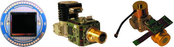 QWIP-датчик и готовые модули на его основе