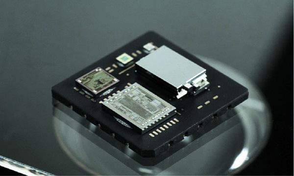 Внутреннее устройство датчика MS8000