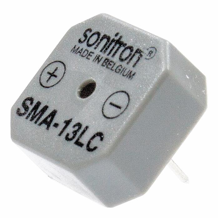 Пьезоэлектрические излучатели звука Sonitron широкого применения — серия SMA