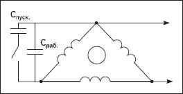 Схема соединения «Треугольник»