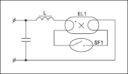 Подключение конденсатора параллельно сети питания