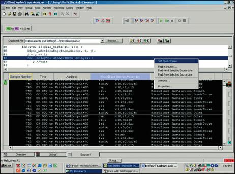 Рис. 1. Программное обеспечение дизассемблера для систем MicroBlaze