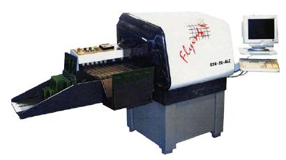 Установка электрического контроля с «летающими матрицами» New System S24-25ALC