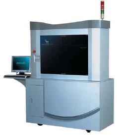 Рис. 2. Установка электрического контроля с «летающими щупами» SLEC ESL-2-24B