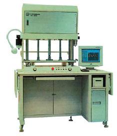 Установка одностороннего электрического контроля с «ложем гвоздей» Centalic TU 3000