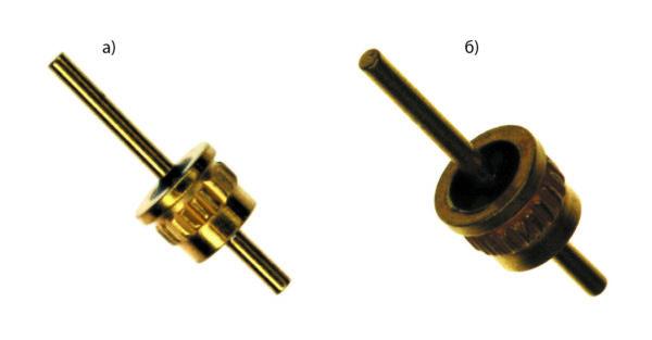 Миниатюрные цилиндрические фильтры С типа в исполнениях для запрессовки