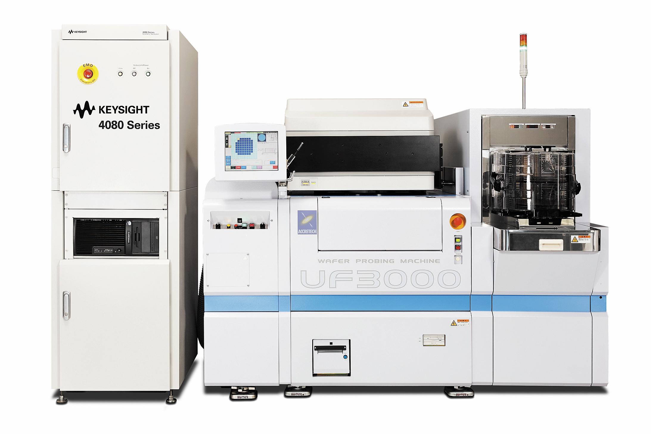 Система параметрического тестирования Keysight 4082A