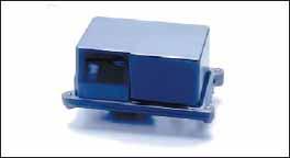Лидарный датчик Denso для систем АКК