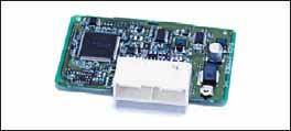 Блок контроля расстояния АКК Denso (ECU)