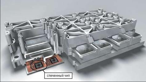 Конструкция модуля нового поколения SKiM 63