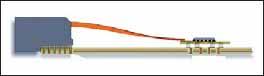 Длинная линия высокоскоростной связи, выполненная гибким шлейфом