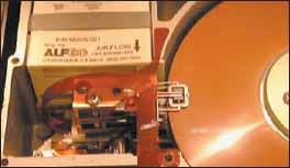 Гибкие печатные платы в приводе дисковода