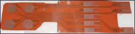 Многослойная гибкая печатная плата (8 слоев)