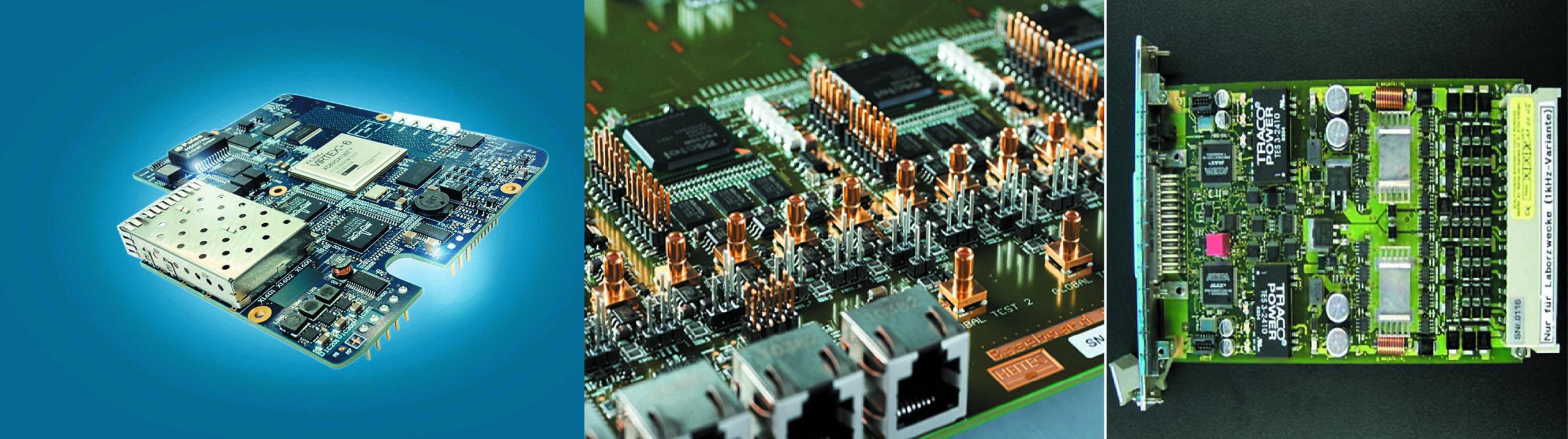 Разработка и производство электронных модулей