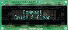 Катодолюминесцентный индикатор серии MOI-AV162A-NT