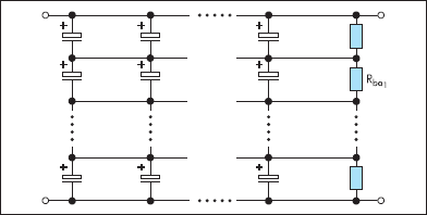 Использование одного балластного резистора на группу