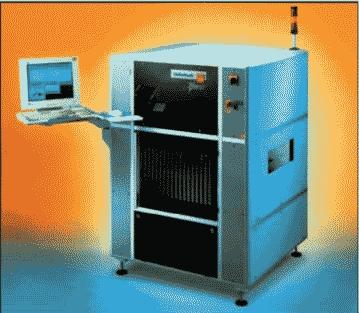 Рис. 3. Экономичная система автоматической оптической инспекции электронных модулей на печатных платах VT9300C