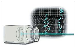 Система слежения за перемещением биообъектов на основе PSD-датчиков