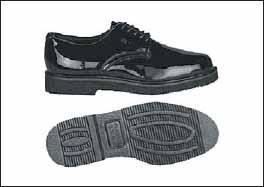 Внешний вид ботинка с GPS