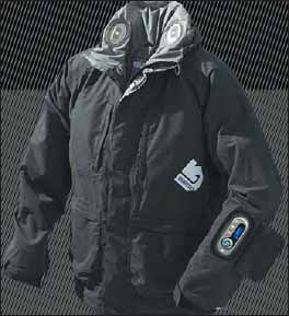Куртка с «вшитым» МР3-плеером компании Audex