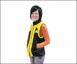 Куртка UK-Based Maplin Electronics со встроенным подогревом