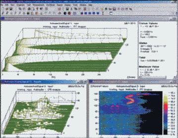 Рис. 5. Пример изображения на экране ПО для 3560
