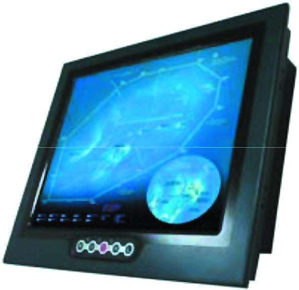 Панельный компьютер серии NPSxx дляморских приложений