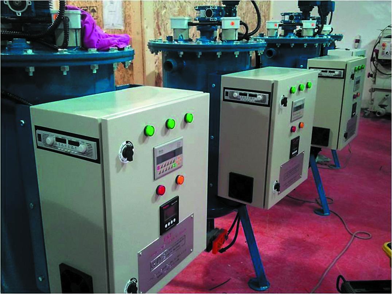 Система электростабилизационной подготовки воды с использованием источников GENH40-19