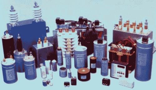 Рис. 1. Внешний вид конденсаторов, дросселей и модулей, производимых фирмой ELECTRONICON