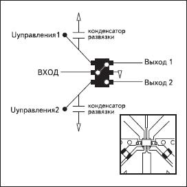 КМОП-ключ — простое решение, не требующее разделительных конденсаторов