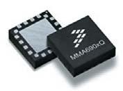 Новые акселерометры  MMA6900Q и MMA6901Q для систем ESC от Freescale