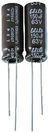 Внешний вид конденсаторов  с малыми импедансами
