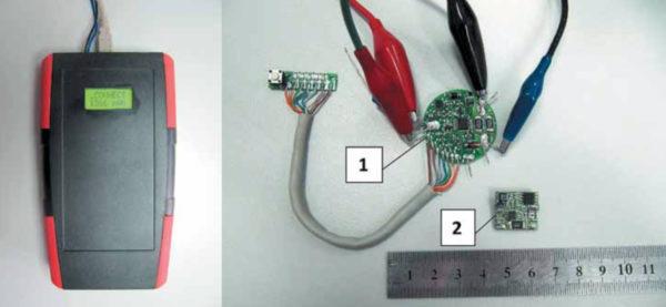 Устройство отображения информации, счетчики ампер-часов