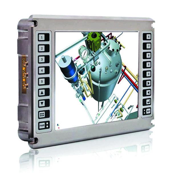 HMI-платформа «РТКон» предназначена для жестких эксплуатационных условий и подходит для широкого круга промышленных приложений