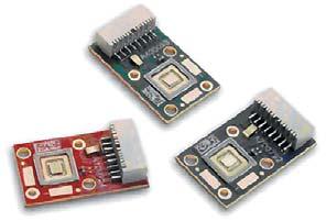 Рис. 8. Модули РТ54 светодиодных излучателей Luminus