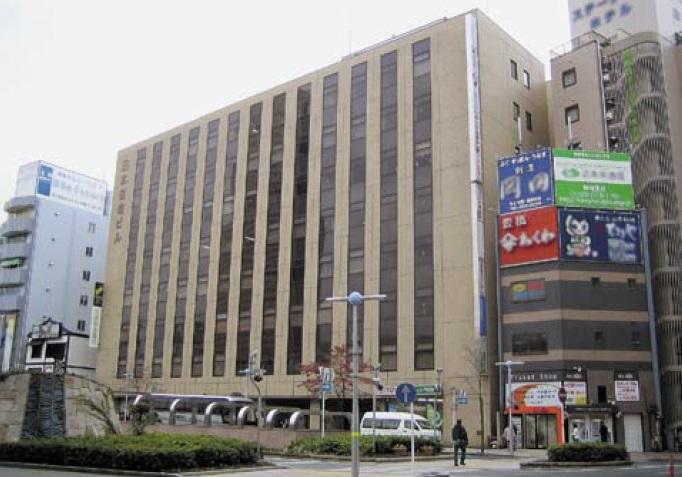Штаб-квартира Hamamatsu Photonics