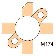 Мощный 150-Вт 175-МГц VDMOS-транзистор VRF151