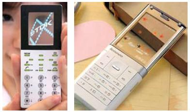 Прозрачные OLED-дисплеи Futaba