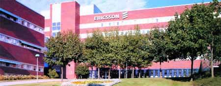 Главный офис Ericsson Components в Киста, Стокгольм