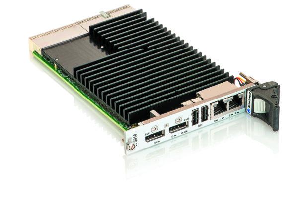 Kontron CP3010 SA — одна из первых процессорных плат CompactPCI форм-фактора 3U, выполненных на базе процессоров Intel Atom серии E3800