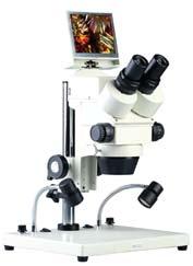 Микроскоп с TFT-экраном