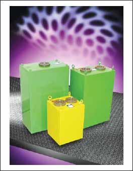 Внешний вид разрядного конденсатора DISFIM