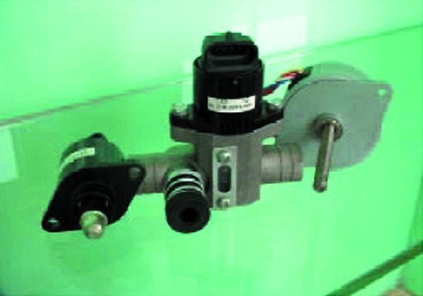 Линейные шаговые двигатели MT10FL06002M601, MT10FL06002M403 и MT23FL06002M406