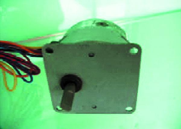 Шаговый двигатель с постоянными магнитами серии MT17FJ