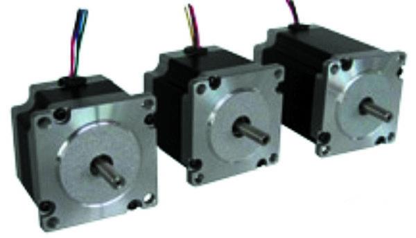 Гибридные шаговые двигатели серии MT23FK