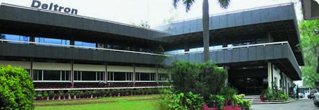 Здание компании Deltron