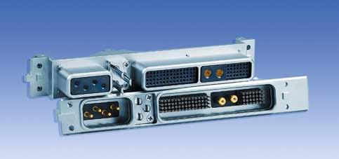 Разъемы серии ARINC 600