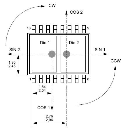 Двухканальная микросхема