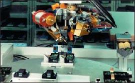 Применение датчиков W4 в робототехнике
