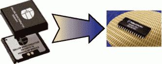 Рис. 6. FRAM — эффективная альтернатива NVSRAM